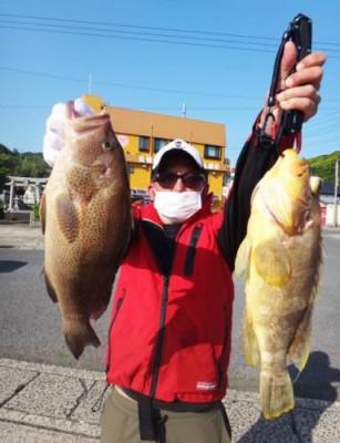丸銀釣りセンターの2021年5月30日(日)2枚目の写真