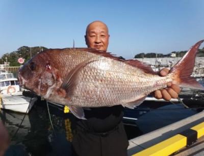 丸銀釣りセンターの2021年5月30日(日)3枚目の写真