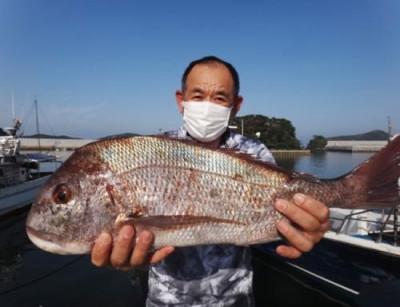 丸銀釣りセンターの2021年5月30日(日)4枚目の写真
