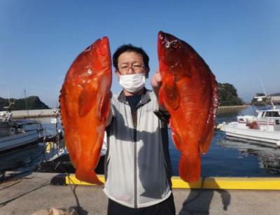 丸銀釣りセンターの2021年5月30日(日)5枚目の写真