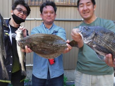 奥村釣船の2021年5月30日(日)1枚目の写真