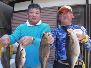 奥村釣船の2021年5月30日(日)2枚目の写真