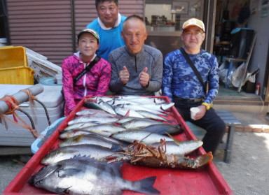 奥村釣船の2021年5月30日(日)3枚目の写真