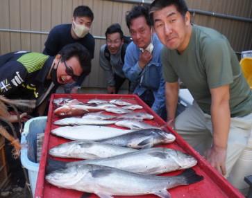 奥村釣船の2021年5月30日(日)4枚目の写真
