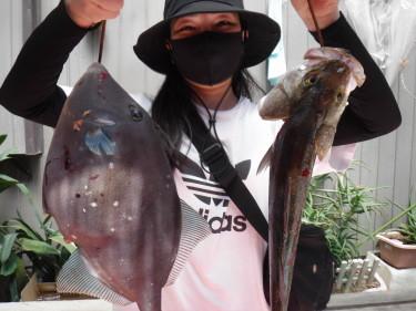 奥村釣船の2021年5月31日(月)1枚目の写真