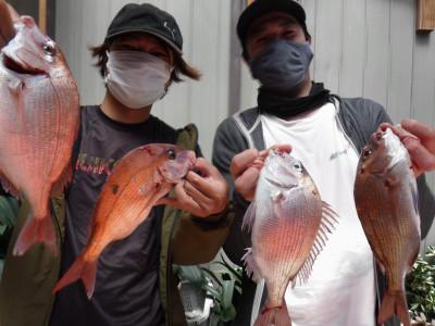 奥村釣船の2021年5月31日(月)2枚目の写真