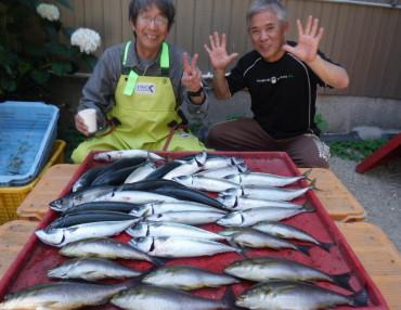 奥村釣船の2021年5月31日(月)3枚目の写真