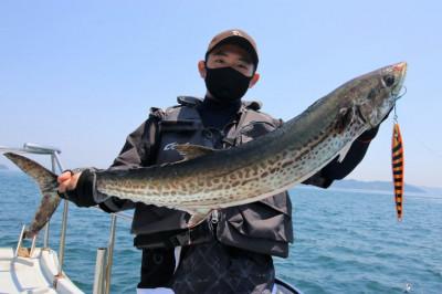 西岡遊漁の2021年5月31日(月)1枚目の写真