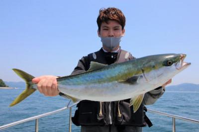 西岡遊漁の2021年5月31日(月)4枚目の写真