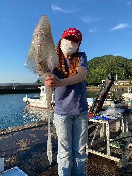 坂田渡船の2021年5月30日(日)1枚目の写真