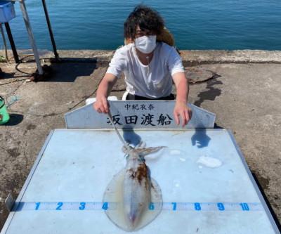 坂田渡船の2021年5月31日(月)2枚目の写真