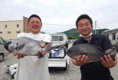 乙島丸の2021年5月31日(月)1枚目の写真