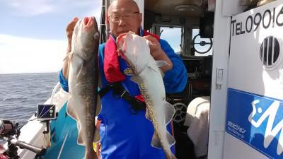 釣りキチ丸の2021年6月2日(水)1枚目の写真