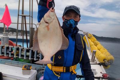 佐々木釣具店 平進丸の2021年6月6日(日)1枚目の写真