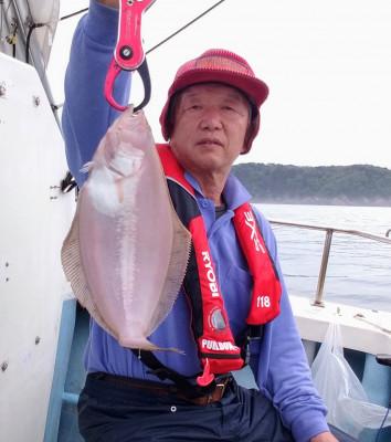 佐々木釣具店 平進丸の2021年6月6日(日)4枚目の写真
