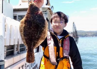 佐々木釣具店 平進丸の2021年6月5日(土)2枚目の写真