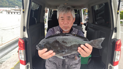 清家渡船の2021年6月6日(日)1枚目の写真