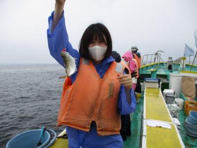 打木屋釣船店の2021年6月6日(日)1枚目の写真