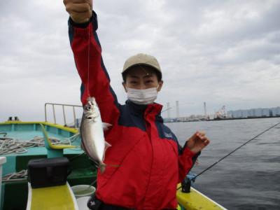 打木屋釣船店の2021年6月6日(日)2枚目の写真