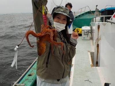打木屋釣船店の2021年6月6日(日)4枚目の写真