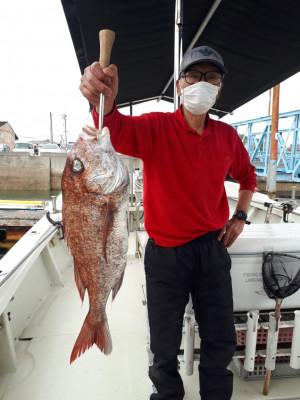 釣り船くわだの2021年6月3日(木)1枚目の写真