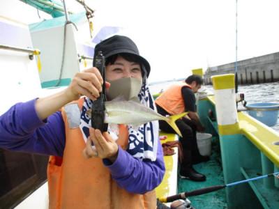 打木屋釣船店の2021年6月7日(月)1枚目の写真