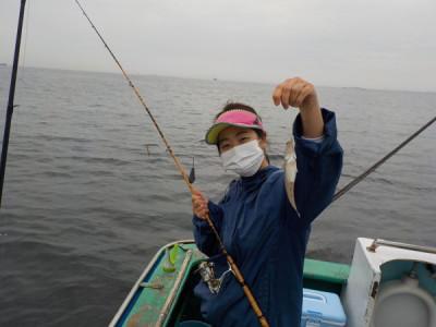 打木屋釣船店の2021年6月7日(月)3枚目の写真