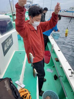 瀬戸丸の2021年6月7日(月)1枚目の写真