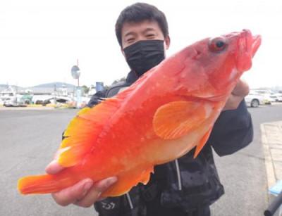 丸銀釣りセンターの2021年6月5日(土)2枚目の写真