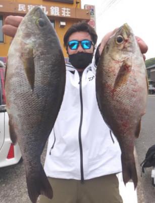丸銀釣りセンターの2021年6月5日(土)3枚目の写真