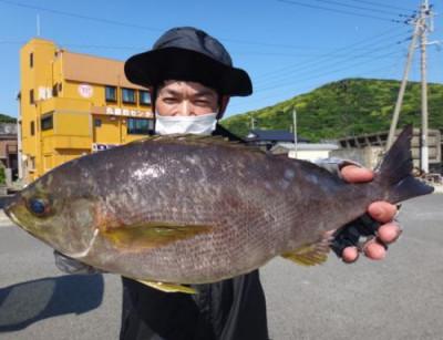 丸銀釣りセンターの2021年6月7日(月)3枚目の写真