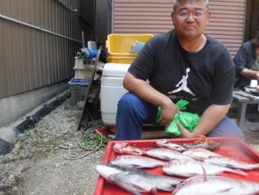 奥村釣船の2021年6月7日(月)4枚目の写真
