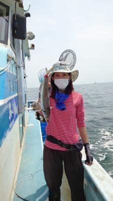 釣り船 秀進丸の2021年6月8日(火)1枚目の写真