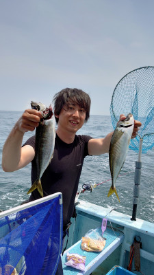 釣り船 秀進丸の2021年6月8日(火)2枚目の写真