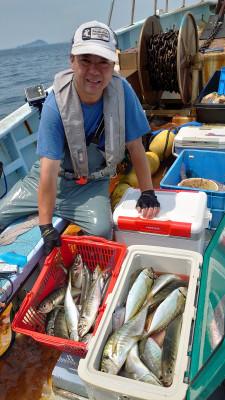 釣り船 秀進丸の2021年6月8日(火)3枚目の写真