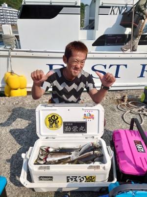 洋征丸の2021年6月8日(火)3枚目の写真