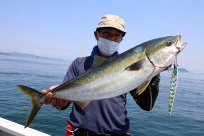 西岡遊漁の2021年6月8日(火)4枚目の写真
