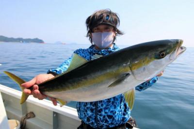西岡遊漁の2021年6月8日(火)5枚目の写真