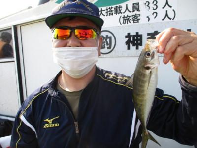 打木屋釣船店の2021年6月8日(火)1枚目の写真