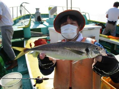 打木屋釣船店の2021年6月8日(火)2枚目の写真