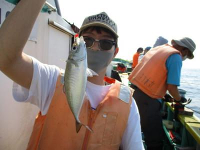 打木屋釣船店の2021年6月8日(火)4枚目の写真