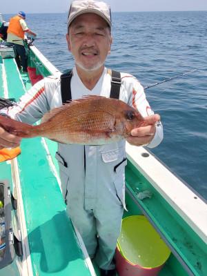 瀬戸丸の2021年6月8日(火)5枚目の写真