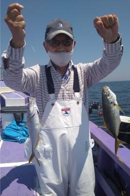 春栄丸の2021年6月9日(水)1枚目の写真