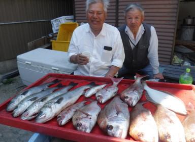 奥村釣船の2021年6月9日(水)2枚目の写真
