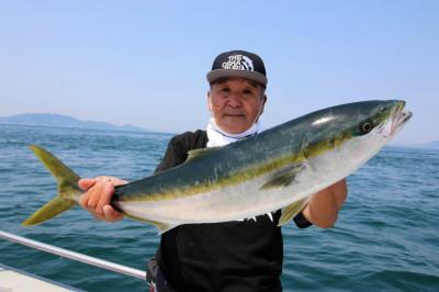 西岡遊漁の2021年6月9日(水)1枚目の写真