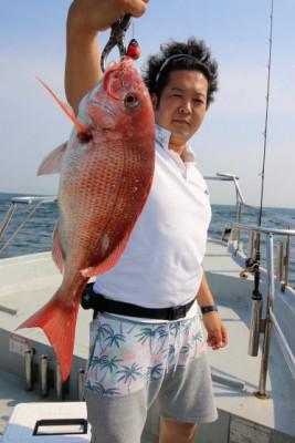 西岡遊漁の2021年6月9日(水)5枚目の写真