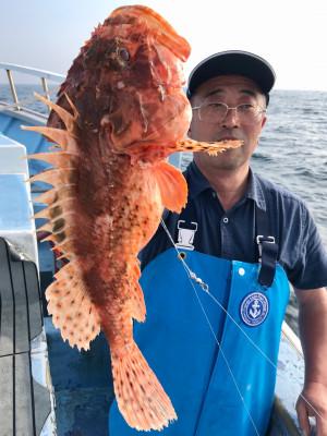 力漁丸の2021年6月10日(木)3枚目の写真