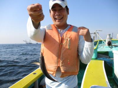 打木屋釣船店の2021年6月9日(水)1枚目の写真