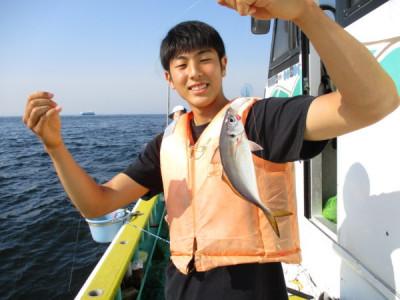 打木屋釣船店の2021年6月9日(水)2枚目の写真