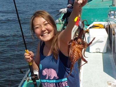 打木屋釣船店の2021年6月9日(水)3枚目の写真